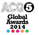 ACQ5 Global Awards 2014