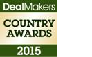 Deal Makers Country Awards 2015