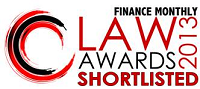 Finance Monthly Shortlisted 2013