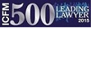 ICFM 500 Leading Lawyer 2015