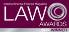 InterContinental Finance Magazin Law Awards Winner 2014