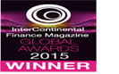 InterContinental Finance Magazine Global Awards Winner 2015