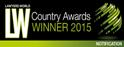 LW country Award 2015