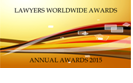Lawyers Worldwide Awards Annual Awards 2015